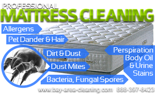 mattress deep cleaning